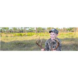 Sika Deer Hunt for 2 youth with Williamson Outfitters
