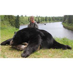 7-Day New Brunswick Black Bear Hunt