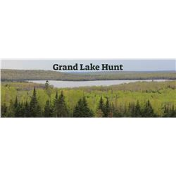 4 Day/3 Night Estate Hunt in Mainefor Fallow Deer