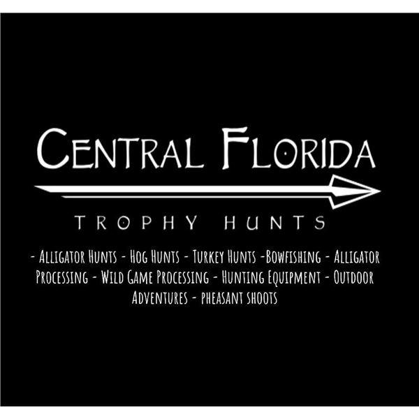 Gater Hunt-1 hunter 1 day with Central Florida Trophy Hunt