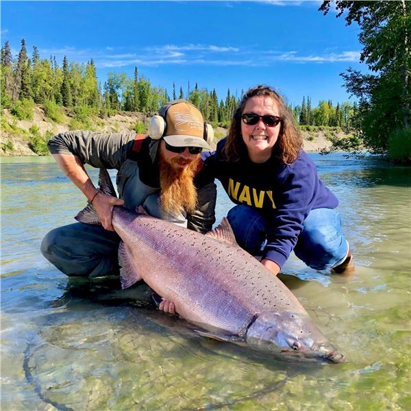 2 Days 2 Anglers Alaska Fishing Trip