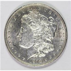 1878 REVERSE 1879 MORGAN SILVER DOLLAR