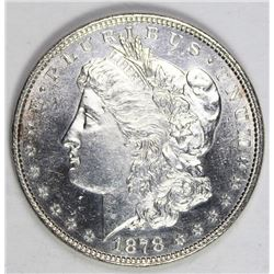 1878 8 F MORGAN SILVER DOLLAR