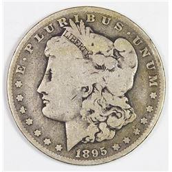 1895-O MORGAN SILVER DOLLAR