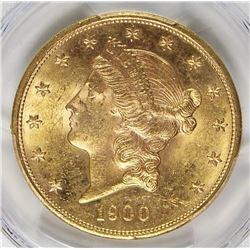 1900 $20 LIBERTY GOLD