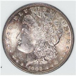1903 MORGAN SILVER DOLLAR