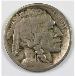 1913-D TYPE 2 BUFFALO NICKEL