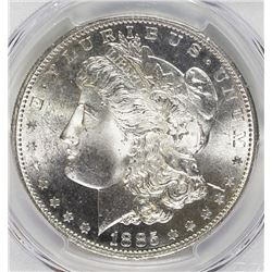 1885-S MORGAN SILVER DOLLAR