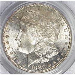 1880-S SILVER DOLLAR