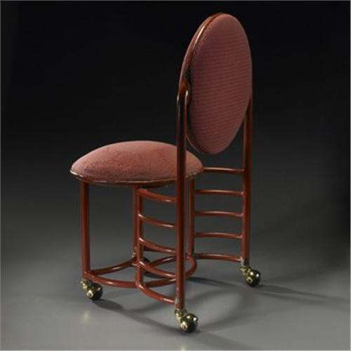 Frank Lloyd Wright Chair From The Johnson Wax Building Racine Wisc