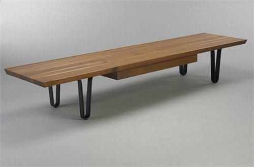 5a80201d4968 Image 1   Edward Wormley Long John coffee table