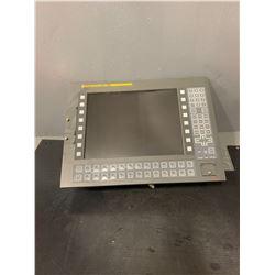 FANUC BASE UNIT WITH A13B-0196-B412 FANUC PANEL i_A08B-0084-C-120/D HDD UNIT