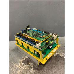 FANUC A06B-6064-H308#H550 RS AC SPINDLE SERVO UNIT
