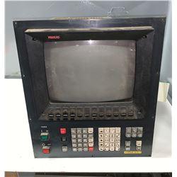 FANUC A02B-0072-C030 MDI/CRT UNIT