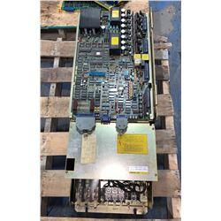 FANUC A06B-6044-H039 AC SPINDLE SERVO UNIT