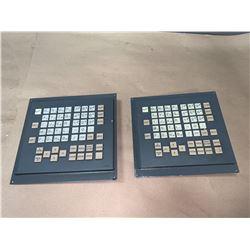 (2) - FANUC A02B-0281-C125#MBR MDI UNITS