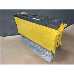 FANUC A06B-6079-H207 SERVO AMPLIFIER MODULE (CRACKED CASING)