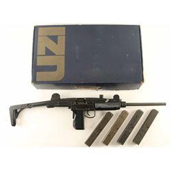 IMI UZI Model A 9mm SN: SA22517