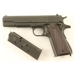 Remington Rand 1911A1 .45 ACP SN: 2031047