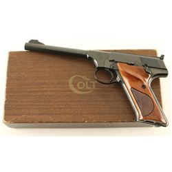 Colt Woodsman .22 LR SN: 026963S