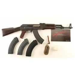 Poly Tech AK-47/S 7.62x39mm SN: P47-12497