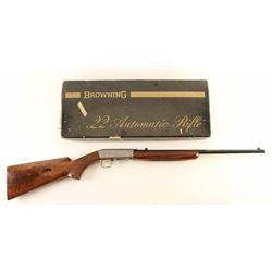 Browning SA-22 Grade II .22 LR SN: 7T59092