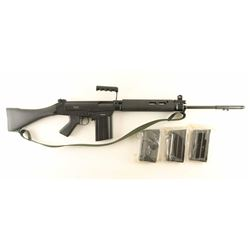 Canadian L1A1 Sporter 7.62x51mm SN: 103651