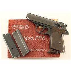 Walther PPK .22 LR SN: 111234LR