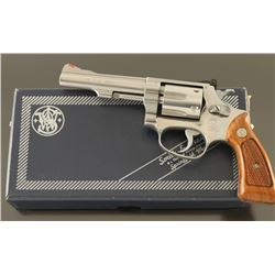 Smith & Wesson Model 63 .22 LR SN: M140950