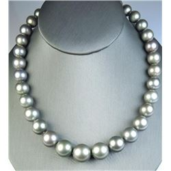 Luxurious Strand of South Sea Pearls