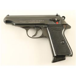 Walther PP .32 ACP SN: 778383