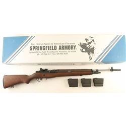 Springfield M1A Loaded .308 SN: 133268