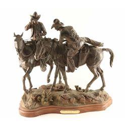 Original Fine Art Bronze by Bill Nebeker