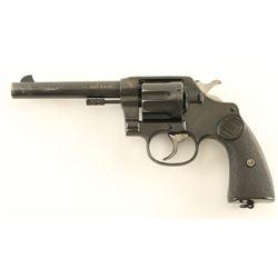 Colt USMC Model 1909 .45 Colt SN: 24053