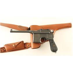 Mauser C96 Broomhandle 7.63mm SN: 139973