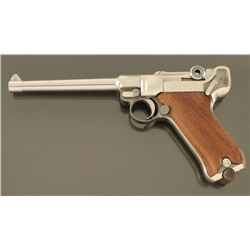 Stoeger American Eagle Luger 9mm SN: N6077