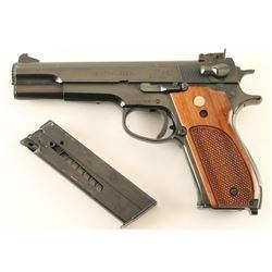 Smith & Wesson 52-2 .38 Spl SN: A439364