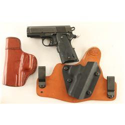 Colt New Agent 9mm SN: 9GT02023