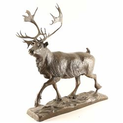 Original Fine Art Bronze by Bob Scriver