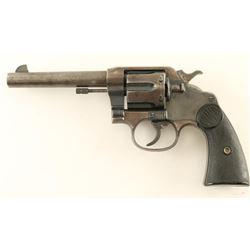 Colt New Service .45 LC SN: 337460