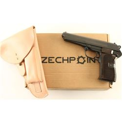 CZ Pistole vz.52 7.62x25mm SN: T17262