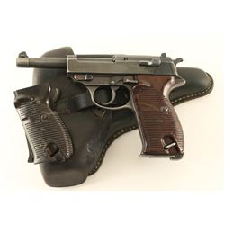 Walther P-38 9mm SN: 354e