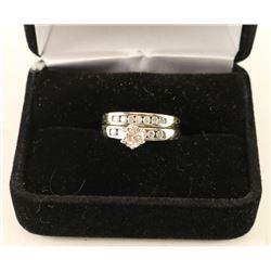 Stunning Ladies Diamond Engagement Ring