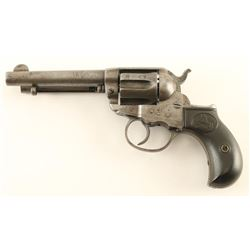 Colt 1877 Lightning .38 LC SN: 120358