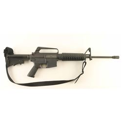 Colt AR-15 SP1 .223 SN: SP105477