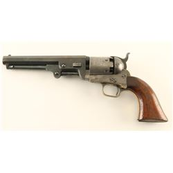 Colt 1851 Navy .36 Cal SN: 7755