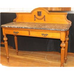 Antique English Wash Stand