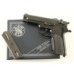 Smith & Wesson Model 59 9mm SN: A244641