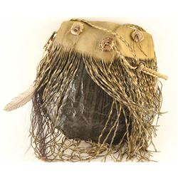Native American Turtle Shell Bag