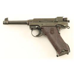 Husqvarna Model M40 9mm SN: 67826